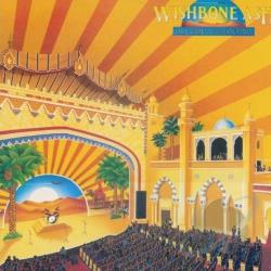 Wishbone Ash - Live Dates II CD Cover Art