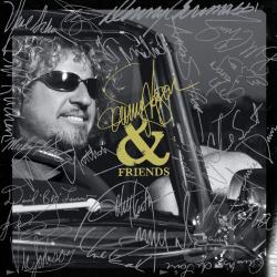 Hagar, Sammy - Sammy Hagar and Friends CD Cover Art