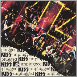 Kiss - MTV Unplugged CD Cover Art