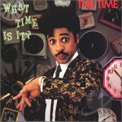 Time - What Time Is It? CD Cover Art