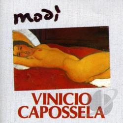 Capossela, Vinicio - Modi CD Cover Art