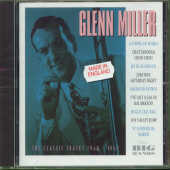 Miller, Glenn - Classic Tracks CD Cover Art