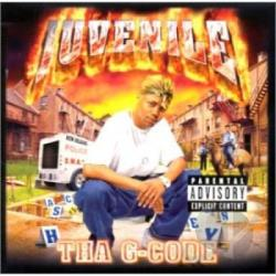 juvenile - Tha G Code CD Cover Art