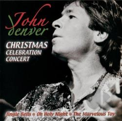 Denver, John - Christmas Celebration Concert CD Cover Art