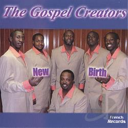 Gospel Creators - New Birth CD Cover Art