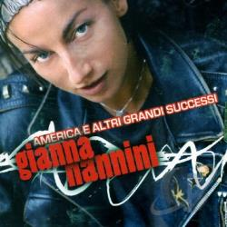 Nannini, Gianna - America E I Suoi Grandi Successi CD Cover Art