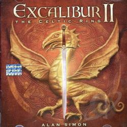 Excalibur Vol. 2 CD Cover Art