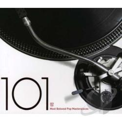 Pop 101 -Most Beloved Pop Masterpieces CD Cover Art