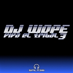 DJ Wope - Viva El Tribal 3 DB Cover Art