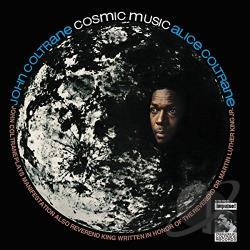 Coltrane, John - Cosmic Music CD Cover Art