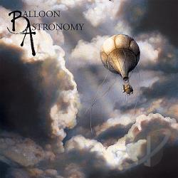 Balloon Astronomy CD Cover Art
