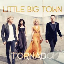 Little Big Town - Tornado CD Cover Art