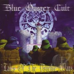 Blue Oyster Cult - Tales Of The Psychic War, Vols. 1-2 CD Cover Art