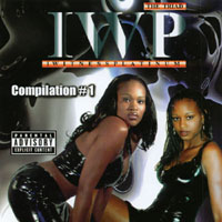 I Witness Platinum Production / Various Artists - IWP Compilation, Vol. 1 CD Cover Art