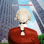 Concerto Koln - Concerto K�LN Plays Mozart CD Cover Art