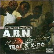 Trae / Z-Ro - A.B.N. CD Cover Art