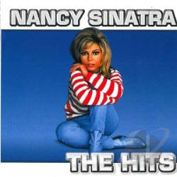 Sinatra, Nancy - Hits CD Cover Art