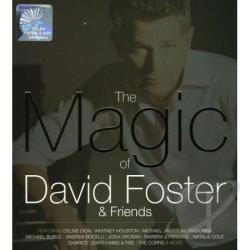 Foster, David - Magic of David Foster & Friends CD Cover Art