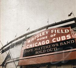 Dave Matthews Band - Live at Wrigley Field CD Cover Art