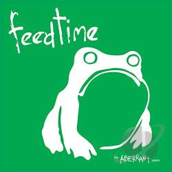 Feedtime - Aberrant Years CD Cover Art