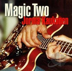 Kaukonen, Jorma - Magic Two CD Cover Art
