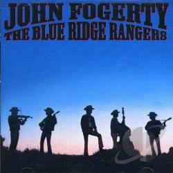 Fogerty, John - Blue Ridge Rangers CD Cover Art