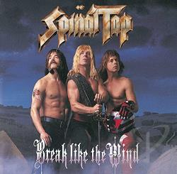 Spinal Tap - Break Like the Wind CD Cover Art