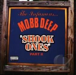 Mobb Deep - Shook Ones Part II CD Cover Art