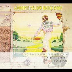 John, Elton - Goodbye Yellow Brick Road CD Cover Art