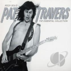 Travers, Pat - Rock Solid: Essential Collection CD Cover Art