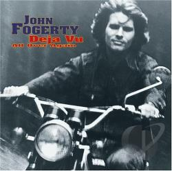 Fogerty, John - Deja Vu All Over Again CD Cover Art