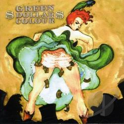Green Dollar Colour CD Cover Art