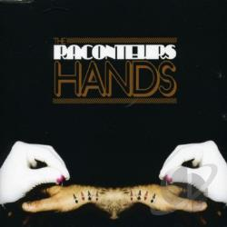 Raconteurs - Hands CD Cover Art