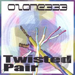 Ozone333 - Twisted Pair CD Cover Art