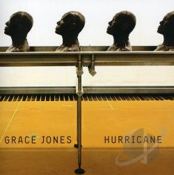 Jones, Grace - Hurricane CD Cover Art