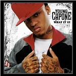 capone - What It Iz DB Cover Art