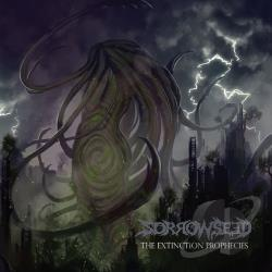 Sorrowseed - Extinction Prophecies CD Cover Art