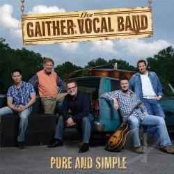 Gaither Vocal Band - Pure and Simple CD Cover Art
