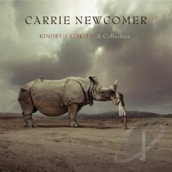 Newcomer, Carrie - Kindred Spirits: A Collection CD Cover Art