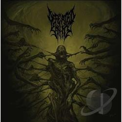 Defeated Sanity - Passages into Deformity CD Cover Art