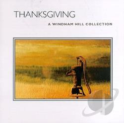 Thanksgiving: A Windham Hill Collection CD Cover Art