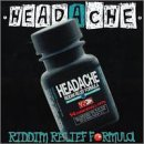 Headache CD Cover Art
