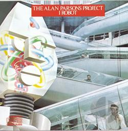 Parsons, Alan - I Robot CD Cover Art