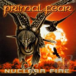 Primal Fear - Nuclear Fire CD Cover Art