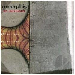 Amorphis - Am Universum CD Cover Art