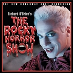 Rocky Horror Show CD Cover Art