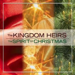 Kingdom Heirs - Spirit of Christmas CD Cover Art