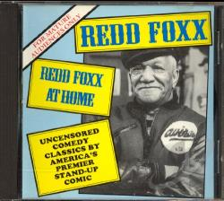 Foxx, Redd - Redd Foxx At Home CD Cover Art