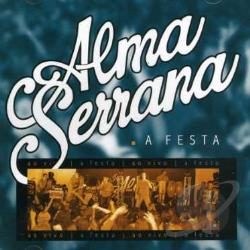 Alma Serrana - Live: A Festa 2 CD Cover Art