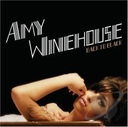 Winehouse, Amy - Back to Black CD Cover Art